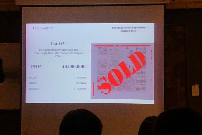 Ban do trong vu Philippines thang kien TQ ban dau gia duoc 774.000 USD hinh anh 1