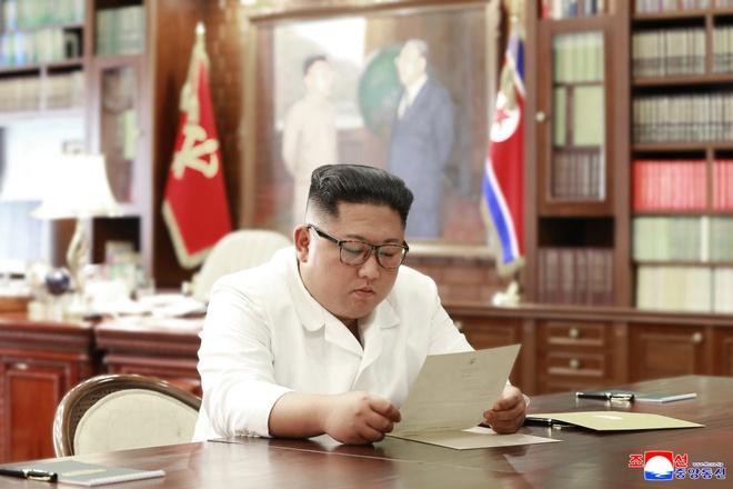 Ong Kim Jong Un bi mat gui thu moi TT Trump den Binh Nhuong hinh anh 2