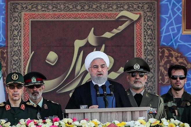 'Tranh xa ra' - Iran canh bao My cho gay cang thang Vung Vinh hinh anh 1