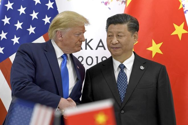TT Trump 'chuc mung sinh nhat' TQ kem loi khieu khich thuong chien hinh anh 1