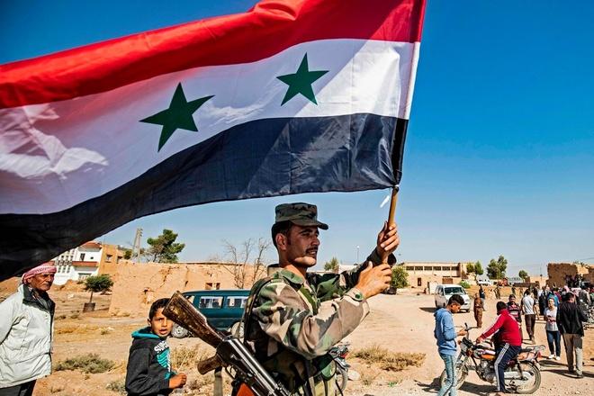 Quan Syria tai chiem thi tran chien luoc anh 1