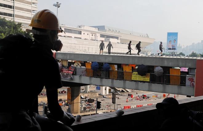 Global Times: Chinh quyen Hong Kong du kien ra lenh gioi nghiem hinh anh 2