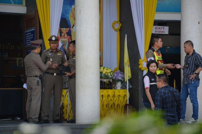 Thai Lan bat nguoi ban chet tuong canh sat giua phien toa hinh anh 1