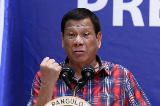 TT Duterte lo to chuc SEA Games that bai lam mat the dien quoc gia hinh anh 1