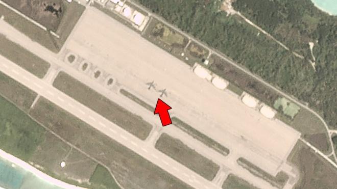 'Phao dai bay' B-52 My da den can cu nam sat Iran hinh anh 1 B52_2.jpg