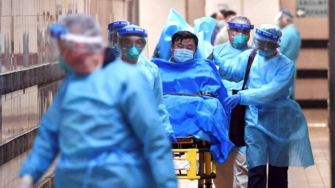 Bệnh nhân đầu tiên tại Hong Kong được xác nhận nhiễm virus corona là một người đàn ông trung niên đến từ đại lục. Ảnh: Reuters.