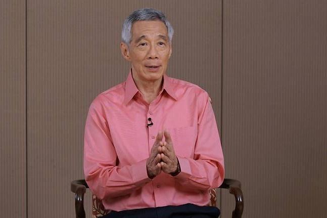 Ong Ly Hien Long keu goi Singapore doan ket vuot qua dich virus corona hinh anh 1 Singapore_2.jpg