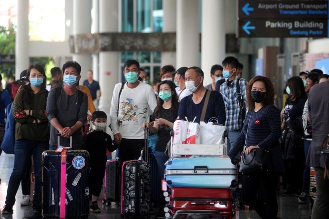 Phat hien mot nguoi nhiem virus corona bay tu Bali ve TQ hinh anh 1 Du_khach_Trung_Quoc.JPG