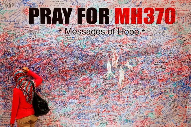 Cuu TT Australia: Malaysia noi tham hoa MH370 la do phi cong tu sat hinh anh 1 MH370.JPG