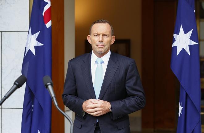 Cuu TT Australia: Malaysia noi tham hoa MH370 la do phi cong tu sat hinh anh 2 Tony_Abbott.jpg