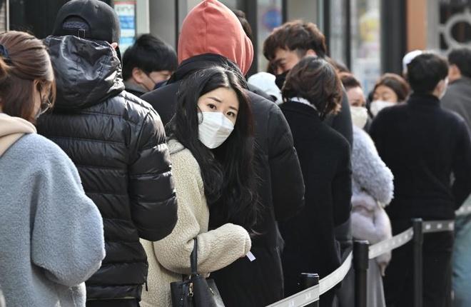 Han Quoc tang ky luc 594 ca nhiem virus corona, tong cong gan 3.000 ca hinh anh 2 corona_han.jpg