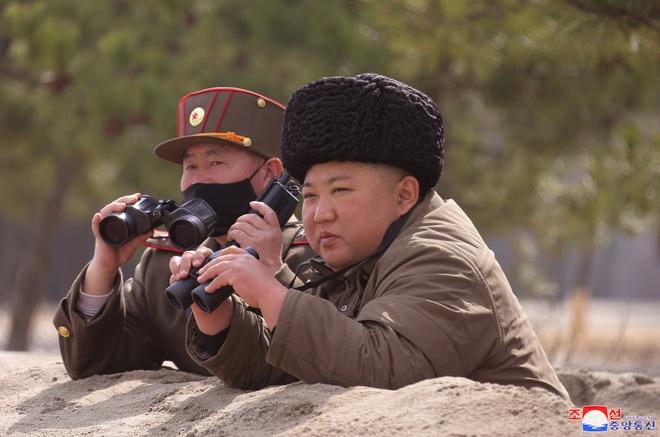 Ong Kim Jong Un dich than giam sat phong thu ten lua cua Trieu Tien hinh anh 1 Kim_Jong_Un.JPG