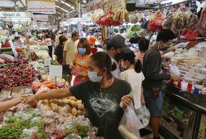 Hang nghin nguoi dong loat roi khoi Bangkok hinh anh 1 Thai_Lan_2.jpg