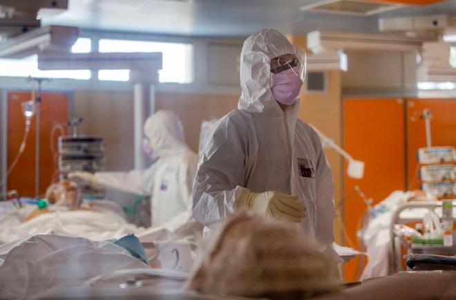 Italy vuot Trung Quoc ve so ca nhiem virus corona hinh anh 1 9b191fe1_c3dc_4bc8_a8aa_7d8e445c1c7b.jpg