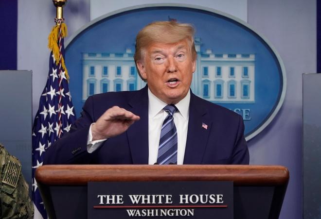 TT Trump: Dich sap dat dinh, My se 'thay anh sang cuoi duong ham' hinh anh 1 Donald_Trump_1.JPG