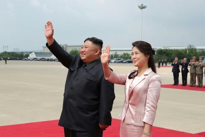 ly do ong Kim Jong Un noi gian anh 1
