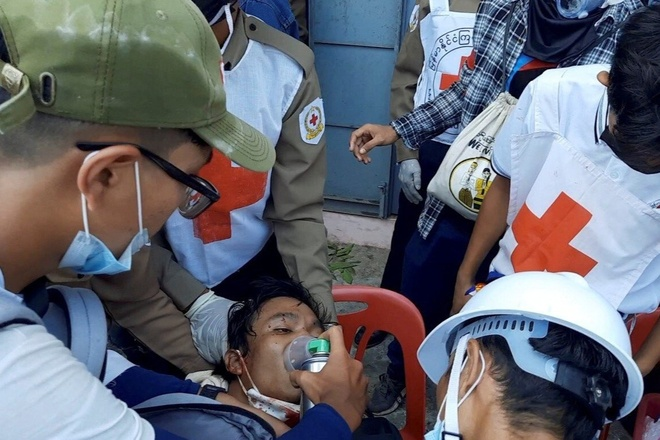 Thêm 2 người biểu tình Myanmar thiệt mạng - Thế giới