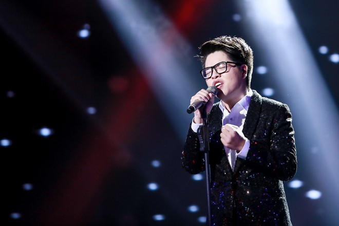 4 ly do hoc tro My Tam se dang quang The Voice 2015 hinh anh 2