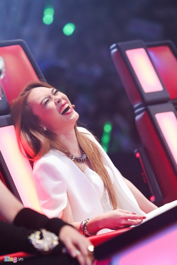 4 ly do hoc tro My Tam se dang quang The Voice 2015 hinh anh 3
