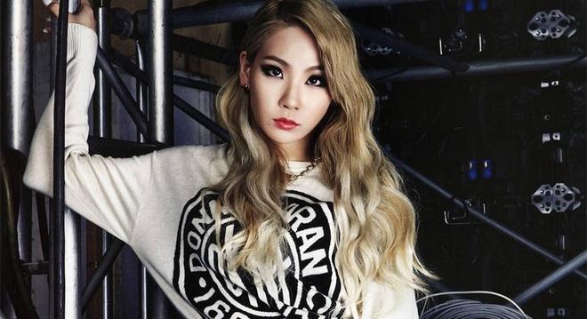 Fan that vong vi CL lai hoan ra mat album tai My hinh anh