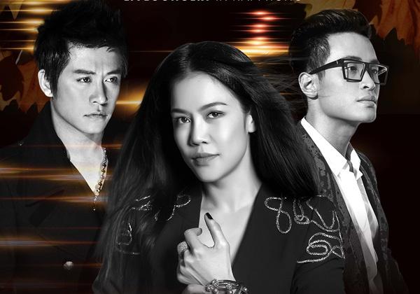 Thu Phuong lan dau lam live show o que nha hinh anh