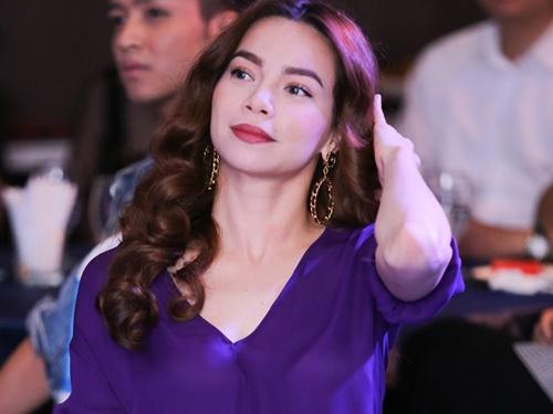 Ho Ngoc Ha: 'Toi khong trach thai do fan My Tam' hinh anh