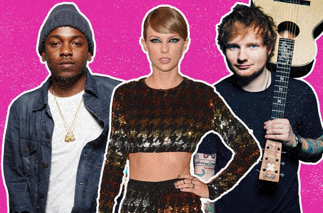 Du doan de cu Grammy 2016: Taylor Swift len ngoi hinh anh