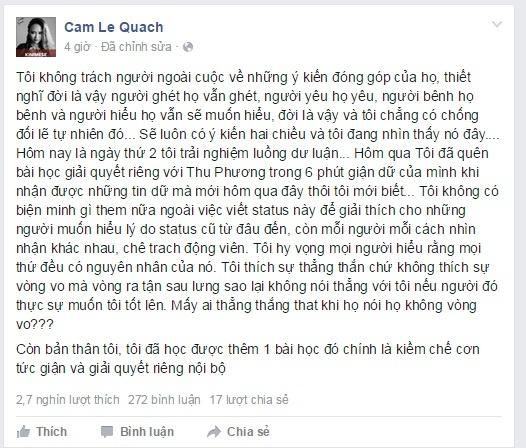 Kimmese: 'Toi cho phan hoi tu chi Thu Phuong' hinh anh 2