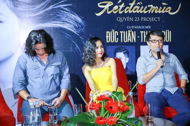 Thanh Bui giup Hoang Quyen tao cam hung am nhac moi hinh anh 6