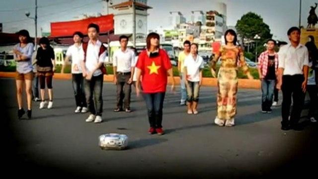 Hinh anh Viet Nam trong MV sao quoc te hinh anh