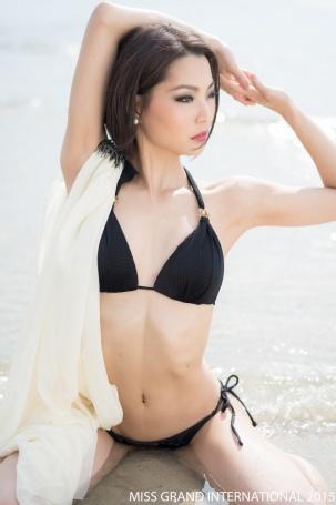 Nhung ung vien sang gia o Miss Grand International 2015 hinh anh 9