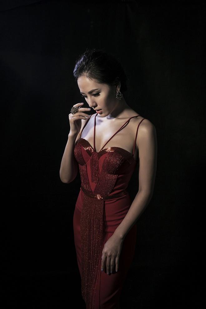 Phuong Linh tai hop Ha Anh Tuan trong 'Giot buon de lai' hinh anh 6
