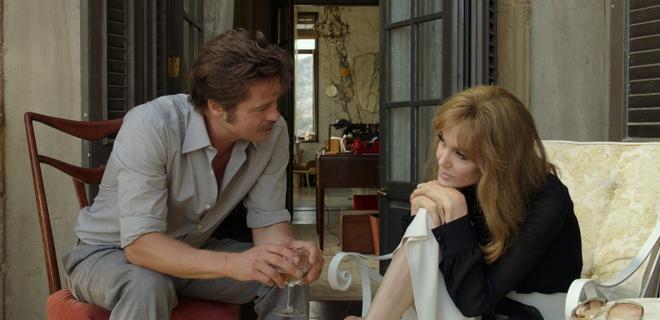 Angelina Jolie va Brad Pitt noi ve tin don tan vo hinh anh 2