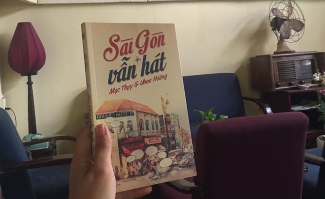'Sai Gon van hat': Nhung tran tro rat doi voi nhac xua hinh anh