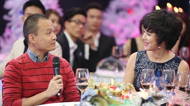 MC Lai Bac Hai Dang lam pho giam doc kenh VTV9 hinh anh