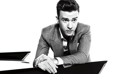 Justin Timberlake tro lai voi nhac dong que hinh anh