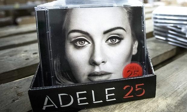 Album '25' cua Adele lap ky luc phat hanh hinh anh 1