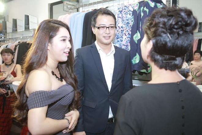 Bao Tram Idol duoc chong thap tung di su kien hinh anh 2