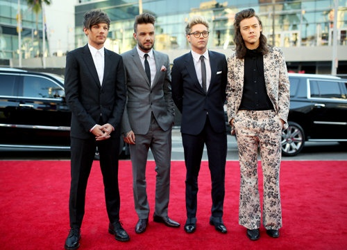 One Direction: Nghe si Anh xuat sac tai nuoc My 2015 hinh anh 2
