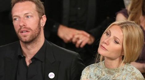 Gwyneth Paltrow viet loi, hat trong album moi cua Coldplay hinh anh