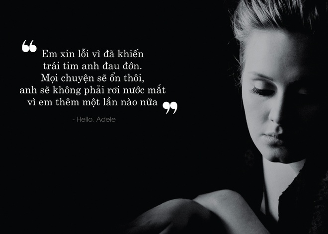 10 cau hat lang man nhat tu album '25' cua Adele hinh anh 4