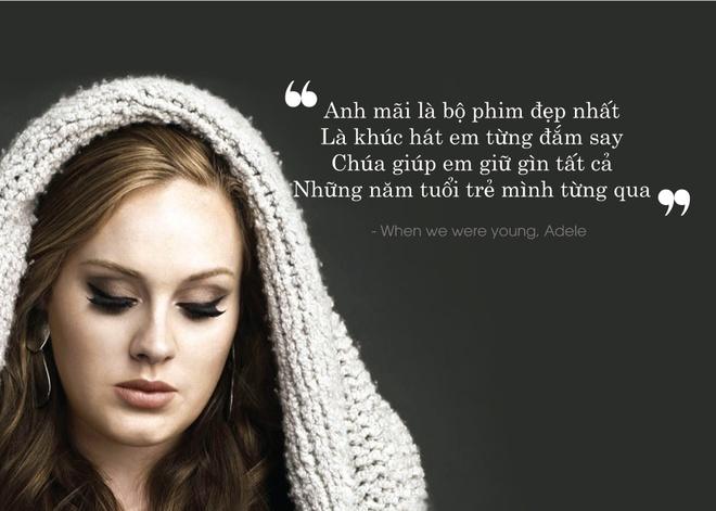 10 cau hat lang man nhat tu album '25' cua Adele hinh anh 9