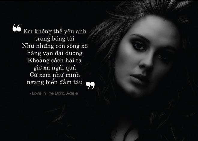 10 cau hat lang man nhat tu album '25' cua Adele hinh anh 5