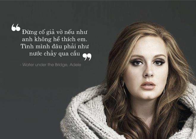 10 cau hat lang man nhat tu album '25' cua Adele hinh anh 3