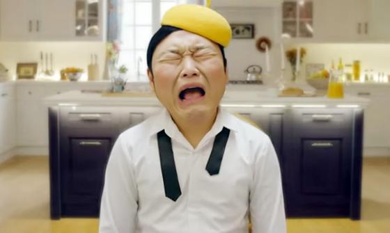 'Gangnam Style' va bi kich cua ga hai huoc Psy hinh anh