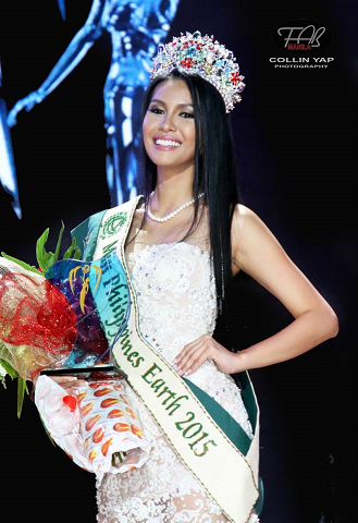Nguoi dep Philippines dang quang Hoa hau Trai dat 2015 hinh anh 2