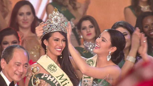 Nguoi dep Philippines dang quang Hoa hau Trai dat 2015 hinh anh 4