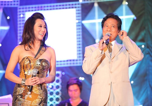 Che Linh lam show cung Quang Le, Phi Nhung hinh anh 1