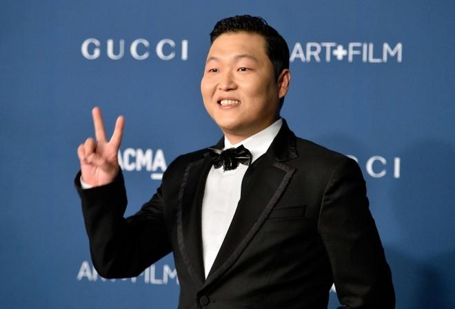 Psy va Adele: Ga he va hoa mi hinh anh 1