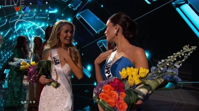 Khoanh khac cong bo nham ket qua Miss Universe 2015 hinh anh